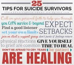 Central SD Survivors of Suicide Support Group