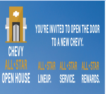 Chevy All Star Open House